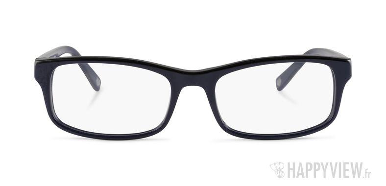 Lunettes de vue Kenzo KZ 4184 bleu/noir - vue de face