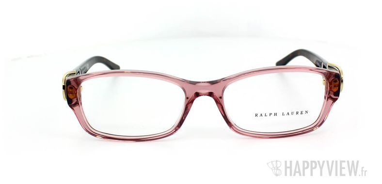 Lunettes de vue Ralph Lauren Ralph Lauren 6056 rose - vue de face