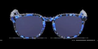 Lunettes de soleil Happyview CLARENCE bleu fabriquées en France