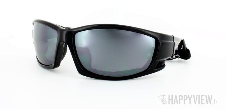 Lunettes de soleil Uvex Uvex SGL 300 noir - vue de 3/4