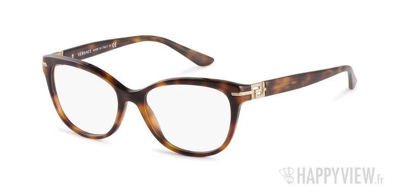 Lunettes de vue Versace VE 3205B écaille - vue de 3/4