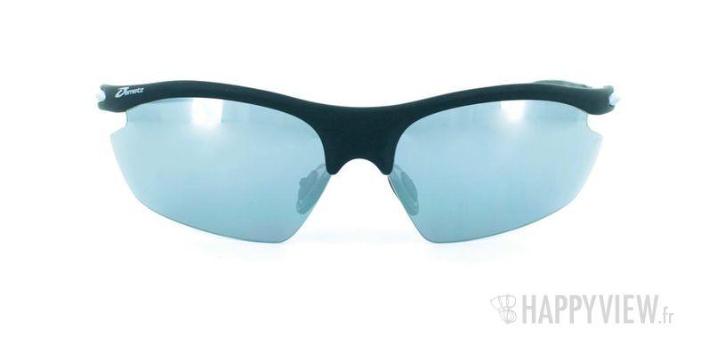 Lunettes de soleil Demetz Demetz Leisure -  3 verres interchangeables  noir - vue de face