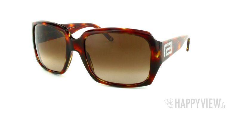 Lunettes de soleil Versace Versace VE4181 écaille - vue de 3/4