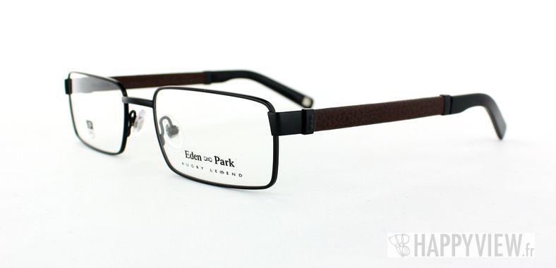 Lunettes de vue Eden Park Eden Park 4510 Collection Cuir noir/marron - vue de 3/4