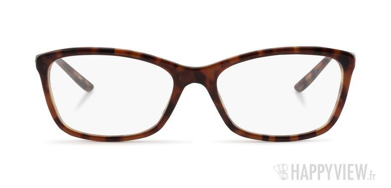 Lunettes de vue Versace VE 3186 écaille - vue de face