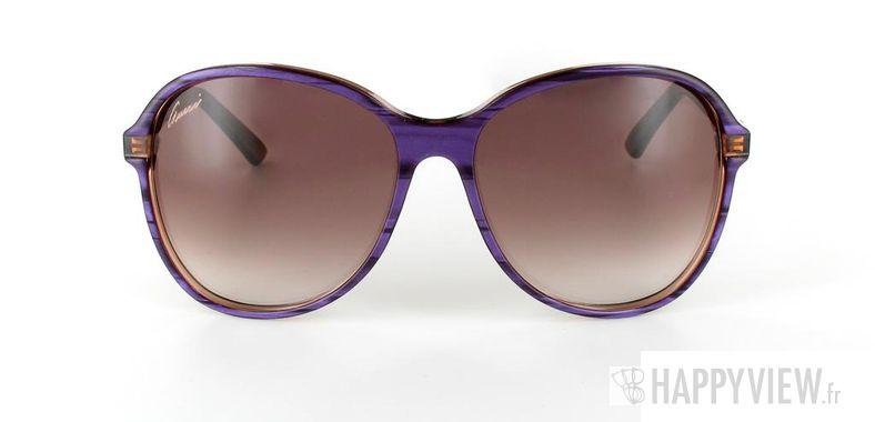 Lunettes de soleil Gucci Gucci 3193 bleu - vue de face