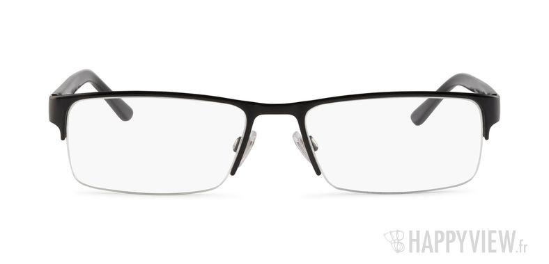 Lunettes de vue Polo Ralph Lauren PH 1123 noir/vert - vue de face