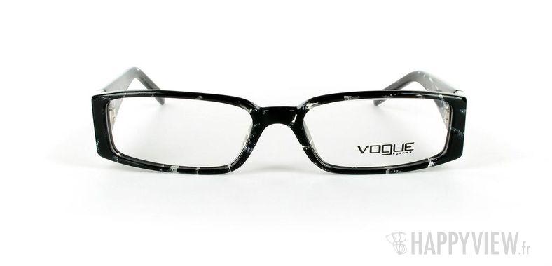 Lunettes de vue Vogue Vogue 2557B noir/gris - vue de face