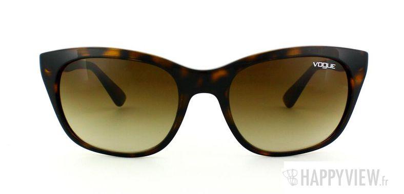 Lunettes de soleil Vogue Vogue 2743S écaille - vue de face