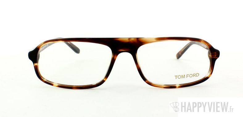 Lunettes de vue Tom Ford Tom Ford 5165 Small écaille - vue de face