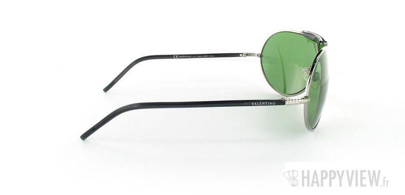 Lunettes de soleil Valentino Valentino 5401 argenté - vue de côté