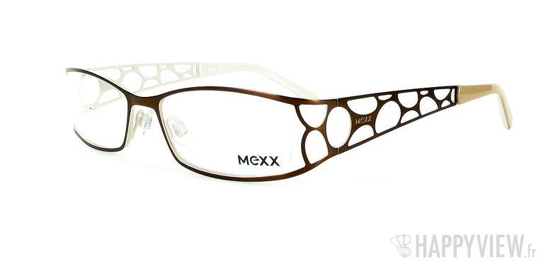 Lunettes de vue Mexx Mexx 5028 marron - vue de 3/4