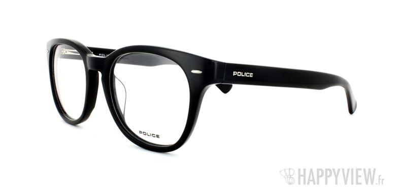 Lunettes de vue Police Police V1739 noir - vue de 3/4
