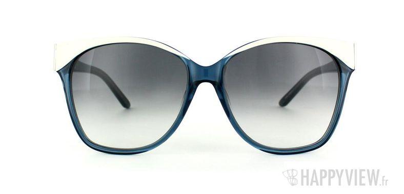 Lunettes de soleil Esprit Esprit 17755 blanc/bleu - vue de face