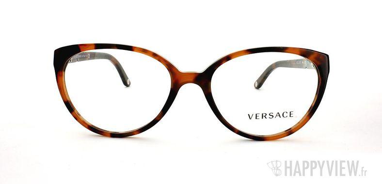 Lunettes de vue Versace VERSACE 3157 écaille - vue de face