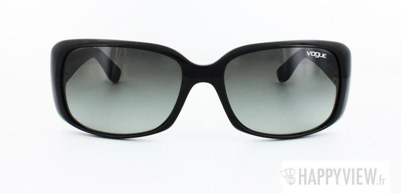 Lunettes de soleil Vogue Vogue 2663S noir - vue de face
