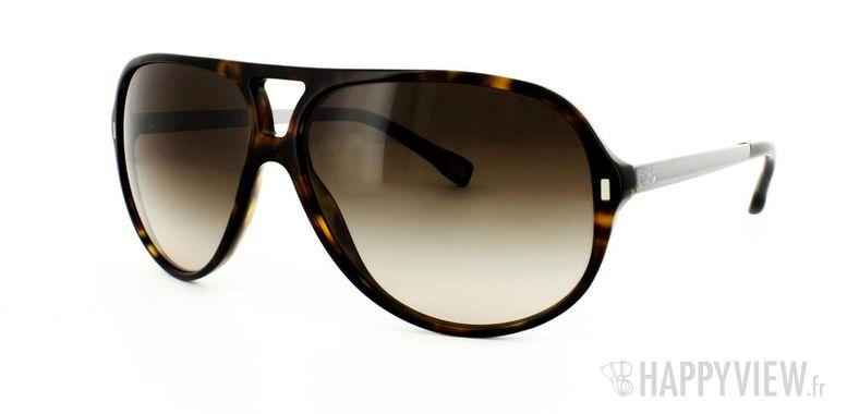 Lunettes de soleil Dolce & Gabbana Dolce&Gabbana 3065 écaille - vue de 3/4