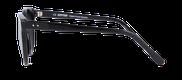 Lunettes de soleil Happyview LOUISE noir - danio.store.product.image_view_side miniature