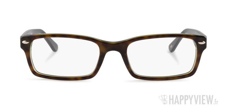 Lunettes de vue Ray-Ban RX 5206 écaille - vue de face