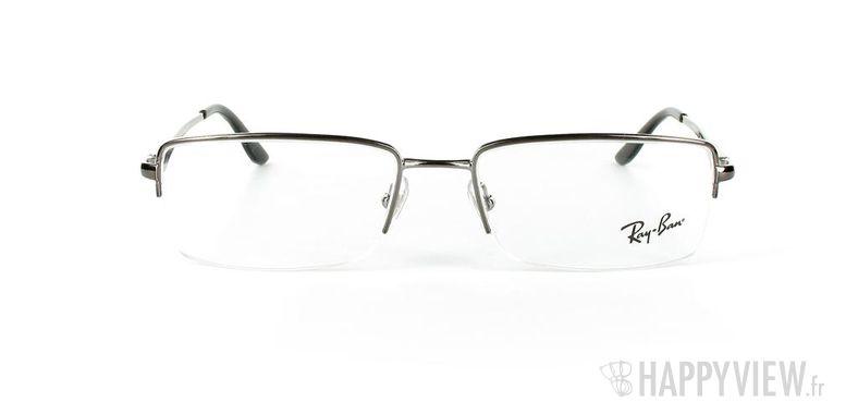 Lunettes de vue Ray-Ban Ray-Ban RX6154 gris - vue de face