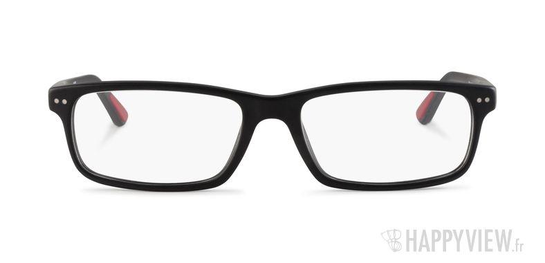 Lunettes de vue Ray-Ban RX 5277 noir - vue de face