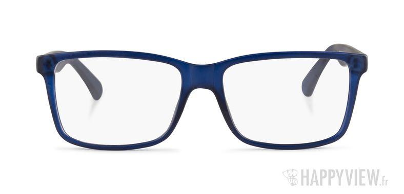 Lunettes de vue Happyview Angers bleu - vue de face