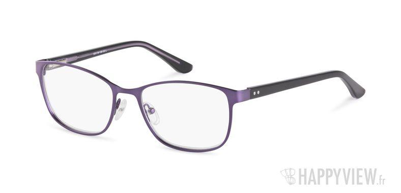 Lunettes de vue Happyview Agen violet - vue de 3/4