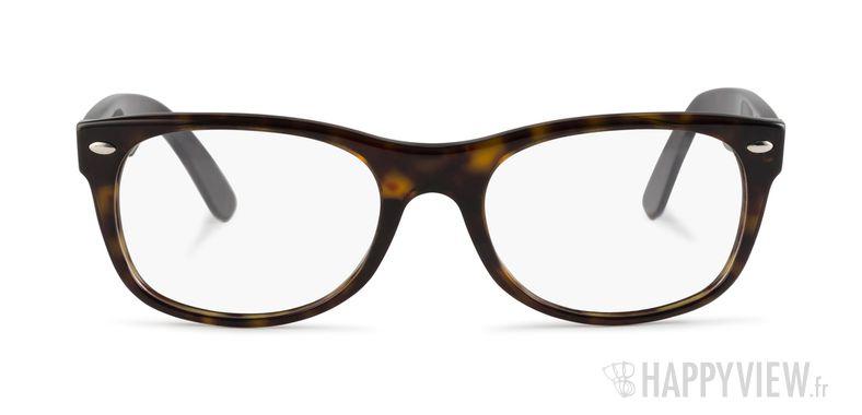 Lunettes de vue Ray-Ban RX 5184 New Wayfarer écaille - vue de face