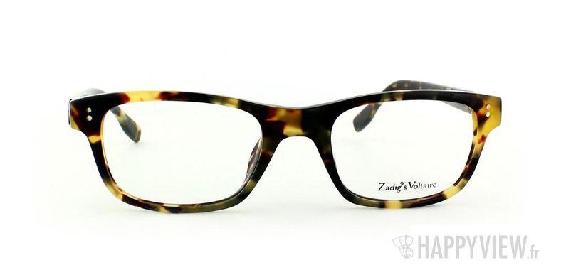 Lunettes de vue Zadig&Voltaire Zadig&Voltaire 3002 écaille - vue de face
