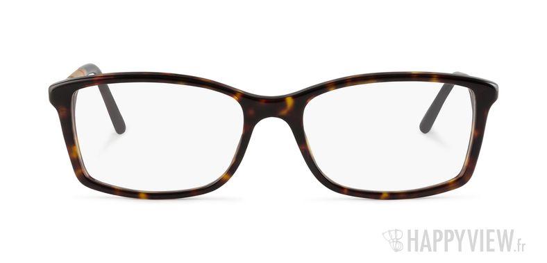 Lunettes de vue Burberry BE 2120 écaille/marron - vue de face