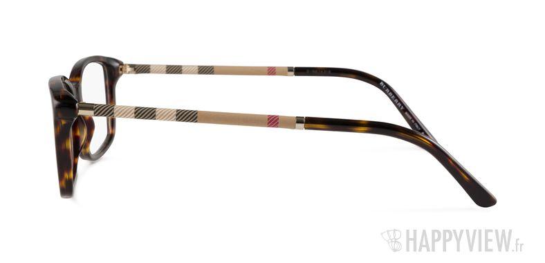 Lunettes de vue Burberry BE 2120 écaille/marron - vue de côté