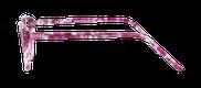 Lunettes de vue Happyview CAPUCINE rose - danio.store.product.image_view_side miniature