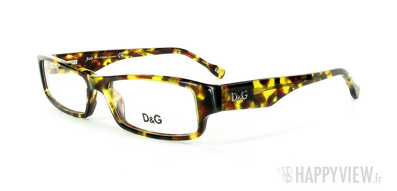 Lunettes de vue Dolce & Gabbana D&G 1168 écaille - vue de 3/4