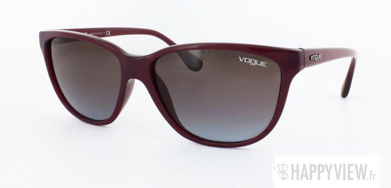Lunettes de soleil Vogue Vogue 2729S bleu - vue de 3/4