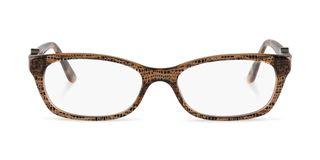 Lunettes de vue Versace VE 3164 marron