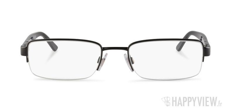 Lunettes de vue Polo Ralph Lauren PH 1060 noir - vue de face