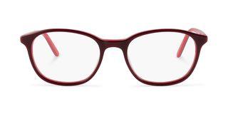 Lunettes de vue Calvin Klein CK 5878 rouge