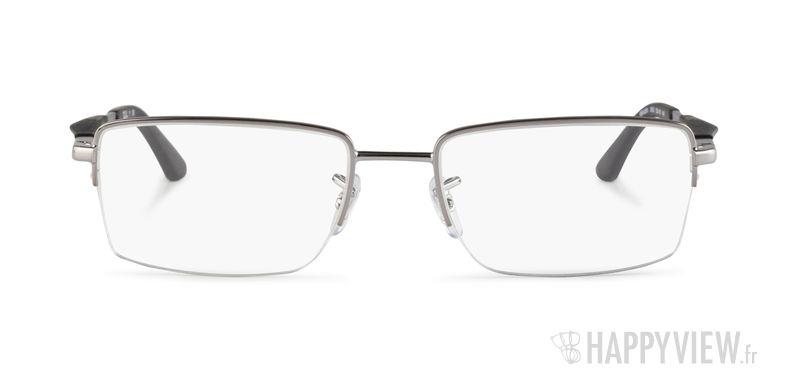 Lunettes de vue Ray-Ban RX 6285 gris - vue de face