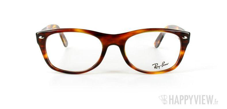 Lunettes de vue Ray-Ban Ray-Ban RX5184 New Wayfarer écaille - vue de face