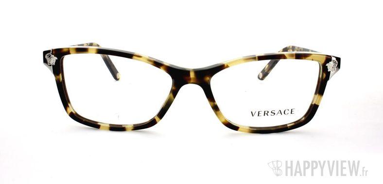 Lunettes de vue Versace Versace 3156 écaille - vue de face