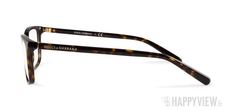 Lunettes de vue Dolce & Gabbana DG 3222 écaille - vue de côté