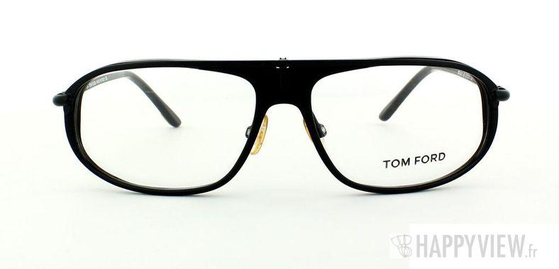 Lunettes de vue Tom Ford Tom Ford 5047 noir - vue de face