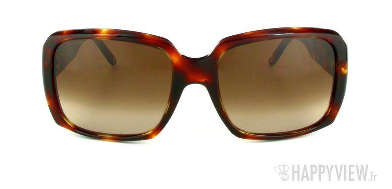 Lunettes de soleil Versace Versace VE4181 écaille - vue de face
