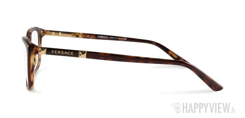 Lunettes de vue Versace VE 3186 écaille - vue de côté
