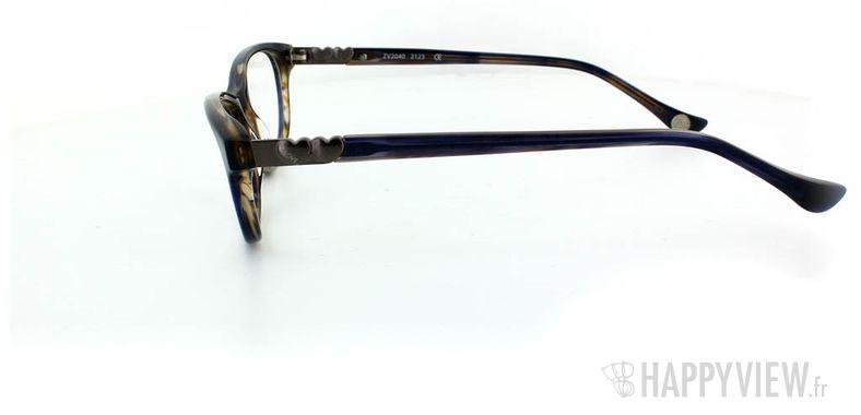 Lunettes de vue Zadig&Voltaire Zadig&Voltaire 2040 bleu - vue de côté