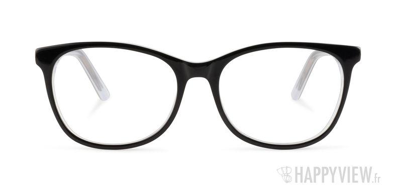 Lunettes de vue Happyview Austen noir - vue de face