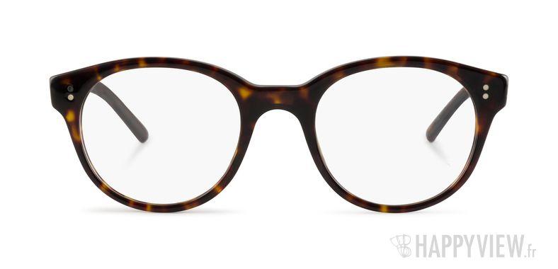 Lunettes de vue Burberry BE 2194 écaille/marron - vue de face