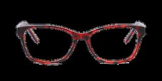 Lunettes de vue Happyview VICTOIRE rouge fabriquées en France