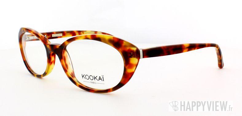 Lunettes de vue Kookaï Kookai 112 écaille - vue de 3/4