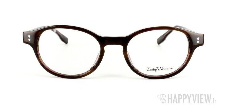 Lunettes de vue Zadig&Voltaire Zadig&Voltaire 3003 marron - vue de face